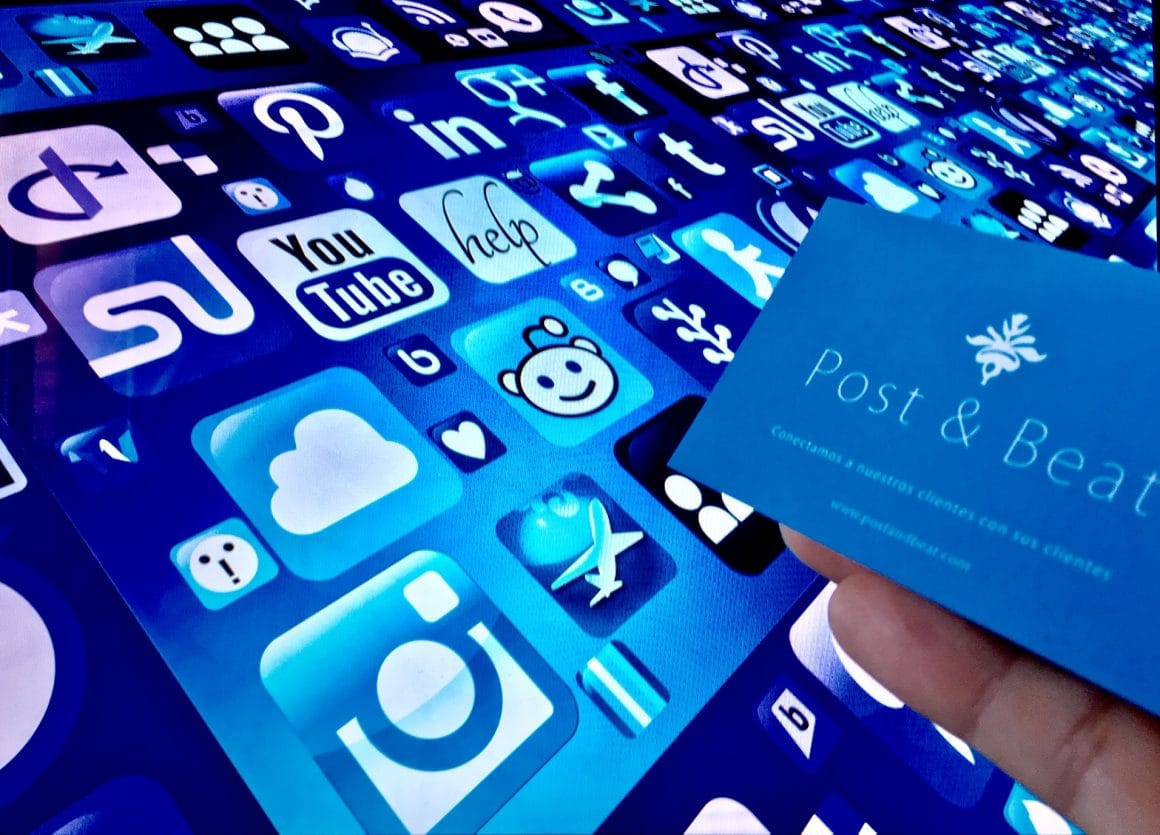 Gestión de social media para comercios